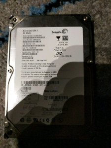 Seagate 80gb hdd