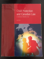 Child Protection and Canadian Law: A Service Perspective