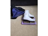 Size 4 ice skates