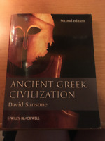 Ancient Greek Civilization textbook