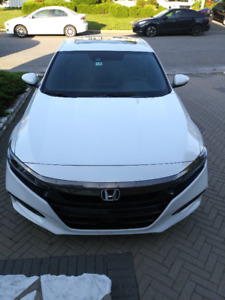 2018 Honda Accord Sport Berline