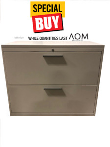 Teknion 2 Drawer Filing Cabinets