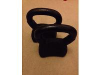 Cast Iron Kettlebells 2x10kg