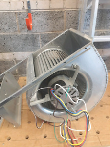 Furnace blower and motor 50.00 York/Luxaire