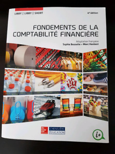 FONDEMENTS DE LA COMPTABILITÉ FINANCIÈRE 4e ÉDITION