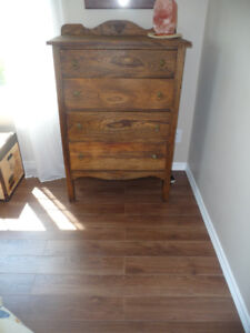 Solid Antique Dressers