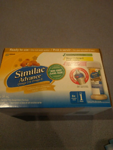 Similac ready to drink