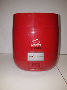 Perfect Cooker For Perfect Rice