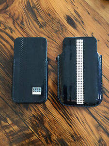 His and Her Swarovski iPhone 4 Cases Cambridge Kitchener Area image 1