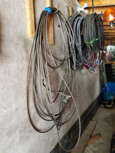 "Heavy duty 1/2"" cable $150"