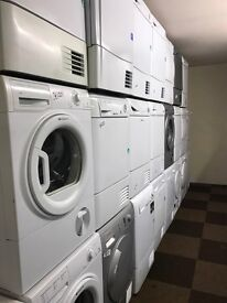 LOTS OF DRYERS FOR SALE STARTING £70 ALL WITH GUARANTEE