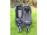 Baby Jogger City Mini Double Pram
