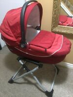 Baby Basinet With Stand