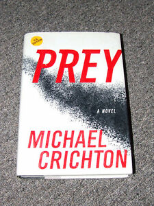 Prey - 1st Edition - Michael Crichton - $10.00