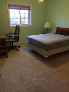 Rooms Sublet Near UW all included from $499 per room for Winter Kitchener / Waterloo Kitchener Area image 1