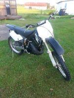 Kawasaki KX250 à vendre