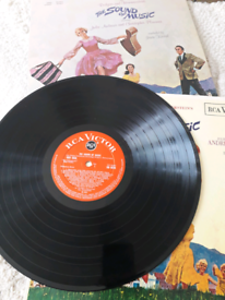 Sound of music record