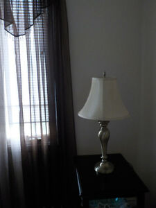 Table Lamps.... 24 inches tall