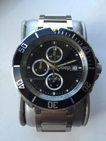 Mens 'Jeep' watch. Great condition.