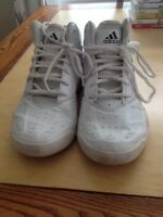 Adidas Youth Basketball Sneakers - size 4
