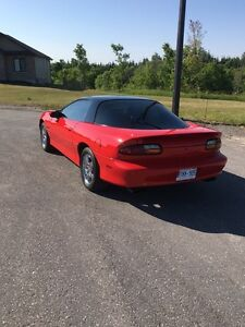 1998 Z28 trade for aluminum boat with 115 four stroke