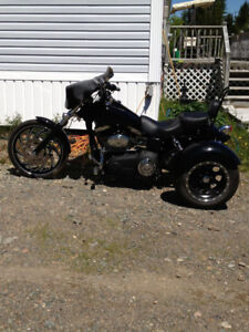 2011 Harley Davidson Trike - Only one in Canada like it!