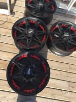 20 inch rims for sale.