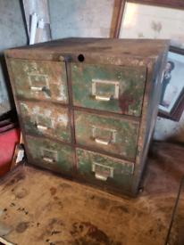Antique Milner ex Ric/ Ruc cabinet