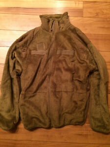 Tactical airsoft hunting fleece