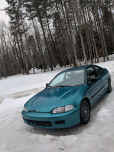 1995 Honda Civic dx *needs body work*