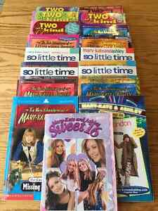 Mary-Kate and Ashley Chapter Books
