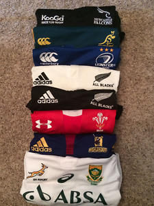 Rugby Jerseys!