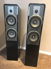 X2 Floor standing speakers