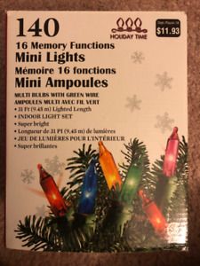 Moving Overseas Sale - 2 boxes of Christmas Lights.