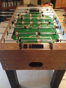 Fuse ball table
