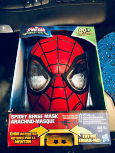 Spider-Man Sinister Six Spidey Mask: Brand new - FREE DELIVERY
