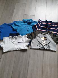**NEXT** Age 7 boys T shirt bundle