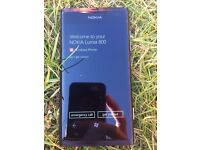 Nokia Lumia 800 Mobile Phone