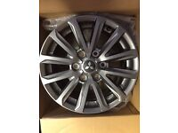 L200 mk5 alloy wheel set
