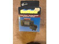 Master System. Cartridge converter. For Sega Game Gear.