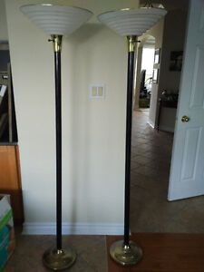 Great condition floor lamps Cambridge Kitchener Area image 1