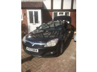 Vauxhall Astra 2007 Twin top convertible Design CDTI