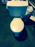 Beige Toilet For Sale