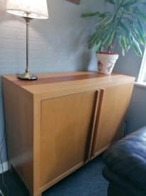 Tv stand and sideboard - Real Wood