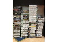 Collection of 207 Xbox 360, PS3,wii, pc,ps2 games