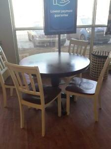 *** USED *** ASHLEY OWINGSVILLE TABLE   S/N:51231729   #STORE214