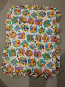 Bedding set for craddle Winnie the pooh