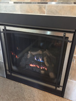 NAPOLEON HD35 PROPANE FIREPLACE Fredericton New Brunswick Preview
