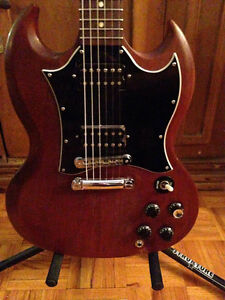 "Gibson SG Faded 2005 ""All Original"""