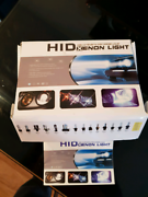 HID bulbs H11 fits most cars - super bright Coombs Molonglo Valley Preview